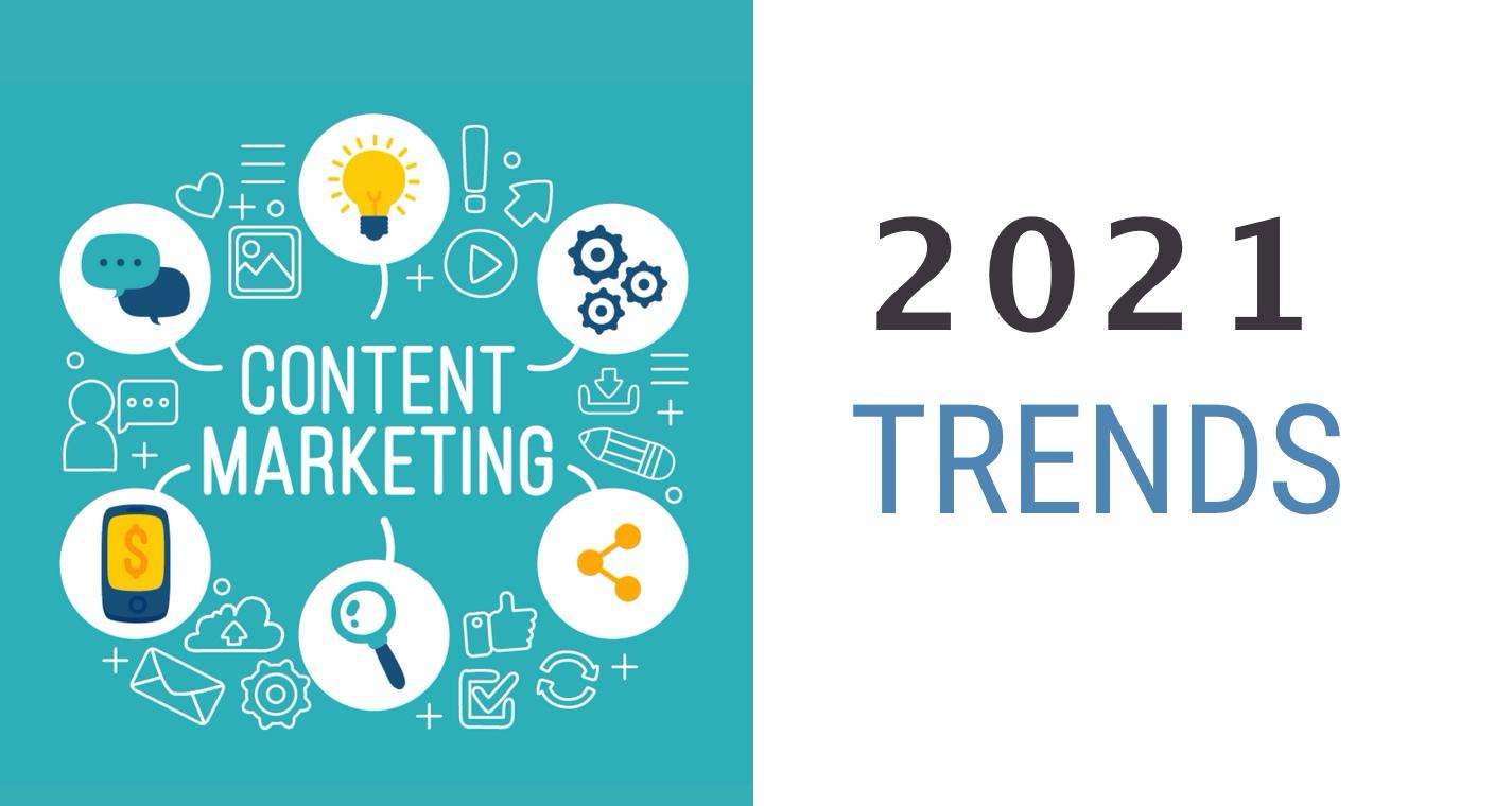 Контент-маркетинг 2021