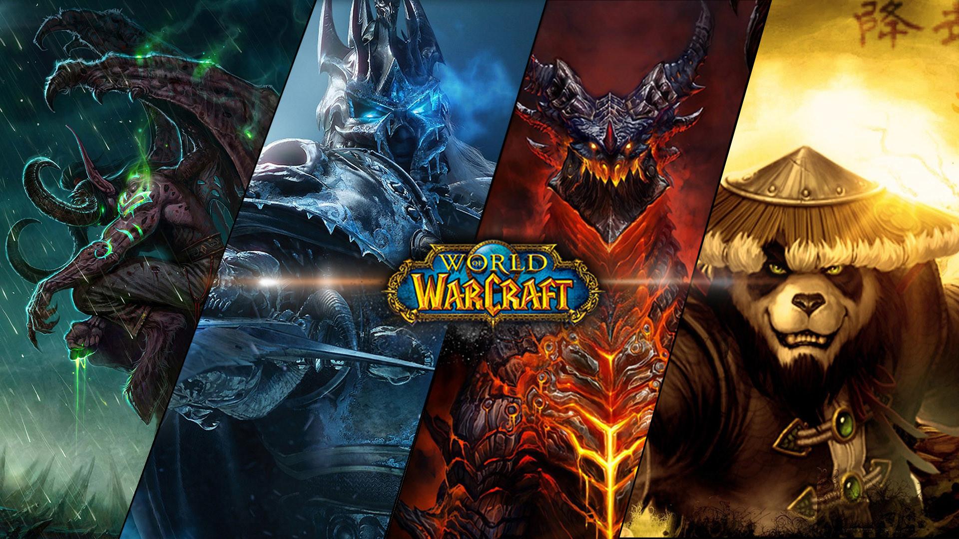Заработок на игре World Of Warcraft (2021)