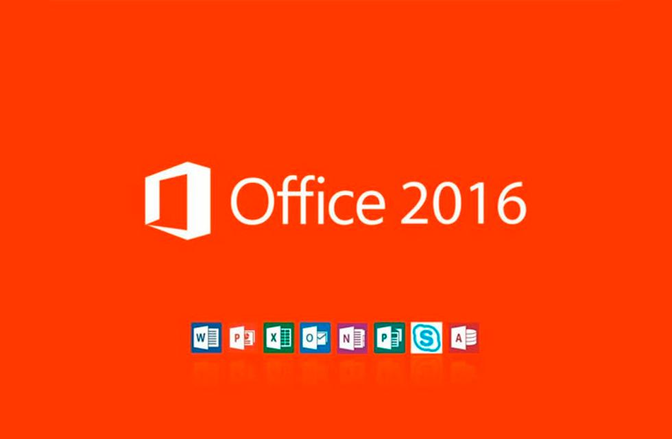 Microsoft office 2016 для Windows